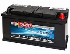 agm batterie 120ah solarbatterie versorgungsbatterie agm