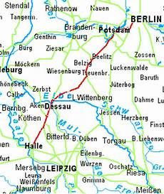 Radweit Berlin Potsdam Dessau Halle Saale Per