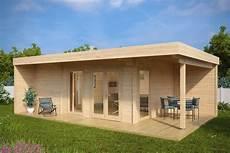 gartenhaus mit sauna kinderzimmer modrn
