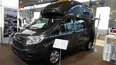 2018 Ford Transit Custom Westfalia Nugget Exterior And