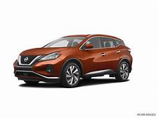 New 2019 Nissan Murano SL Pricing  Kelley Blue Book