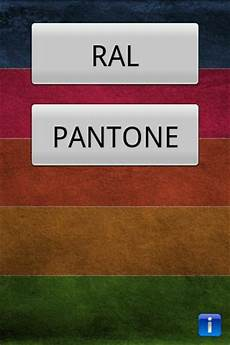 pantone in ral color detector for ral pantone android apps on play