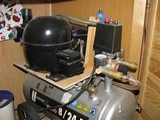 klimaanlage selber bauen kompressor kompressor eigenbau