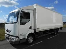 camion daf fourgon polyfond lf45 fa 220 4x2 gazoil 5
