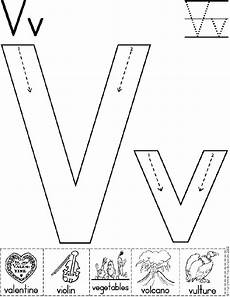 letter v free printable worksheets 23812 alphabet letter v worksheet standard block font preschool printable activity early
