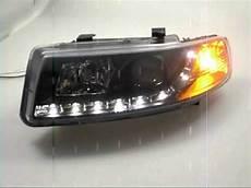 sw light scheinwerfer seat 1m black led standlicht sw