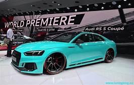 Audi 5 Rs 2017  Auto Express