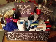 New Apartment Gifts For Him by Gift Basket Welcome Home New Home Gift Ideas