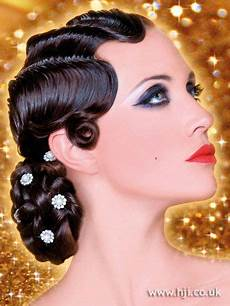 black hair finger waves photos finger waves updo wedding hairstyles brittle hair hair styles