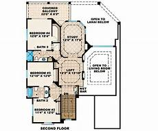 2 story mediterranean house plans two story mediterranean house plan 66237we