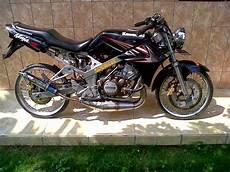 2 Tak Modif by Dunia Modifikasi Modifikasi Motor Kawasaki 2 Tak