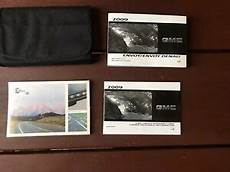 free auto repair manuals 2009 gmc envoy windshield wipe control 2009 gmc envoy envoy denali owners manual with case oem free shipping ebay