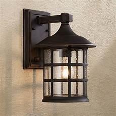 hinkley outdoor wall light hinkley freeport bronze 12 1 4 quot high outdoor wall light