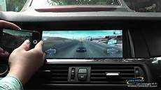 Bmw 5 Series Screen Update System For Bigger Size High