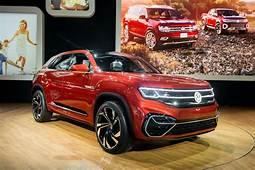 2020 VW Atlas Cross Sport Concept Shows Plug In Hybrid