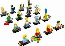 lego 71005 lego minifigure simpsons series 1 new in opened packag 5702015115797