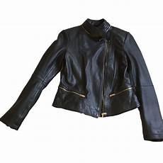 perfectos zara perfecto cuir noir ref 49270 joli closet