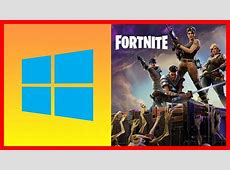 How to download and install Fortnite on Windows 10 (2018