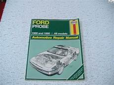 how to download repair manuals 1990 ford probe head up display ford probe haynes repair manual 1989 1990 ebay