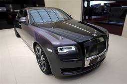 Rolls Royce Ghost Elegance Adds Some Sparkle To Geneva