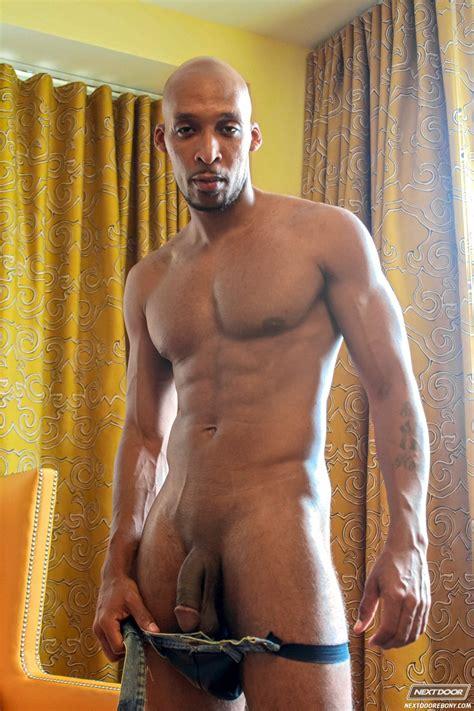 Naked Black Dude