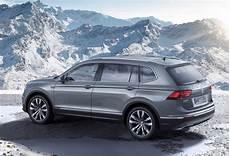 Volkswagen Tiguan Allspace 2017 Photos Parkers