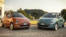 Fiat 500 Anniversario Edition Launched To Commemorate The