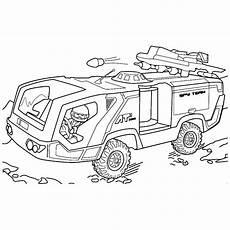 Ausmalbild Playmobil Weltraum Leuk Voor Playmobil Ruimtevaart Voertuig