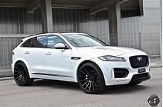 jaguar f pace tuning jaguar f pace hamann motorsport widebody tuning 18 tuningblog eu magazine