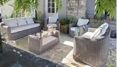 Salon Jardin Cap Gris Anthracite Meubles Pas Cher