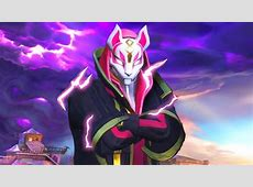 Fortnite Drift (MAX Style Stage 5) Performs All Dances