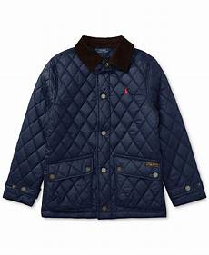 polo ralph ralph quilted jacket big