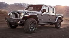jeep rubicon truck 2020 2020 jeep gladiator starts at 33 545 rises to 43 545