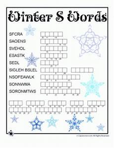 winter cryptogram worksheets 19979 printable word puzzles woo jr activities