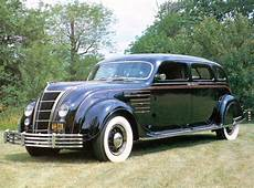 1939 Chrysler Imperial Airflow Limousine  My Style