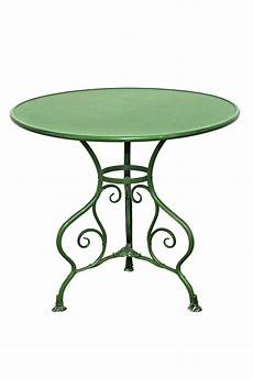 table ronde metal table de jardin ronde en m 233 tal fer forg 233 arras diam 232 tre 80 cm