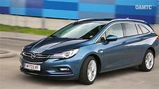 Opel Astra K Sports Tourer Kombi Test Fazit Nach