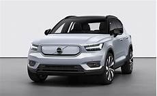 volvo 2020 all electric 2020 volvo xc40 recharge electric suv breaks cover