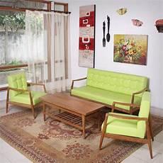 Desain Interior Ruang Tamu Rumah Jawa Wallpaper Dinding