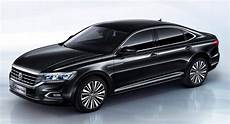 china s all new 2019 vw passat nms goes official could