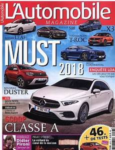 L Automobile Magazine N 176 857 Abonnement L Automobile