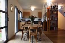 cuisine ouverte sur le salon salle 224 manger c0766 mires