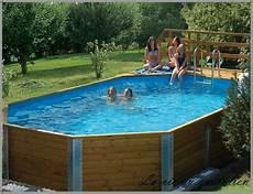 piscine taille piscines hors sol design bois acier plastique grand