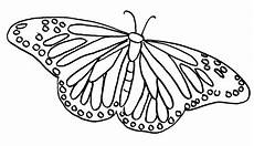 butterfly coloring page dr