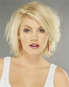 easy chin length hairstyles short hairstyles for