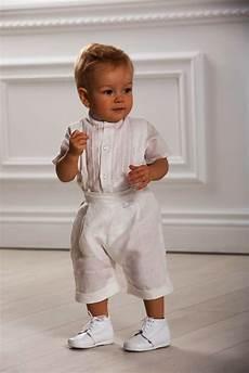 vetements cuir habit de bapteme pour bebe garcon