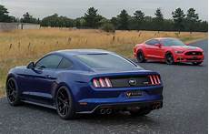 tickford announces tuning packages for ford mustang in