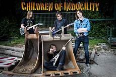 Up Ostfildern - children of indocility band metal aus ostfildern