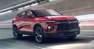 Chevrolet Brings Back Blazer To Target Midsize SUV Hunger