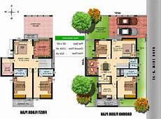 east facing duplex house plans 60 x 40 house plans east facing elegant duplex house plans